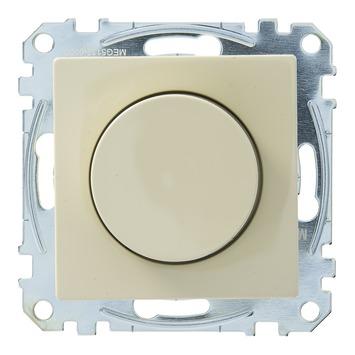 Schneider System dimmer gloei-/halogeenlamp crème