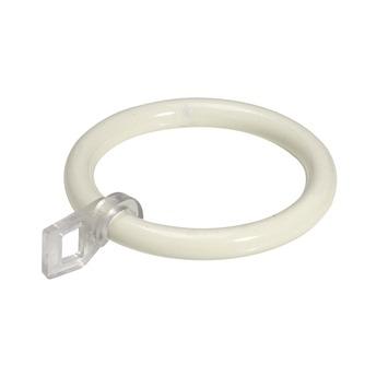 Intensions Classic ringen roede 20 mm off-white 6 stuks