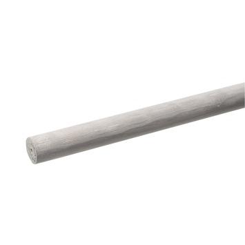 Intensions Natural roede 28 mm kalk grijs 200 cm