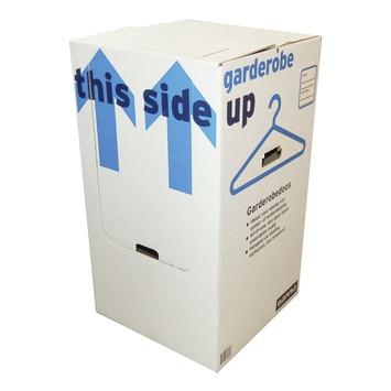 GAMMA garderobedoos karton wit 90x50x50 cm