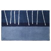 Sealskin badmat Matches blauw 90x60 cm