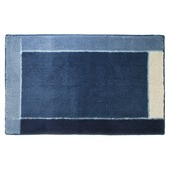 Sealskin badmat Roma blauw 85x55 cm