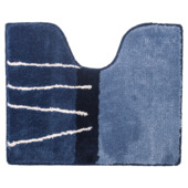 Sealskin toiletmat Matches blauw 55x45 cm