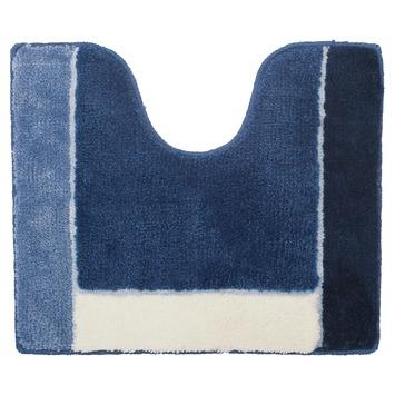 Sealskin WC mat Roma Blauw 55x45 cm