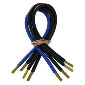 Attema Aansluitdraden voor Groepenkast Zwart/ Blauw 20 cm
