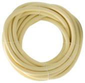 Flexibele elektrabuis PVC crème 3/4 inch 20 meter