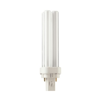 Philips spaarlamp PLC G24-2 13W