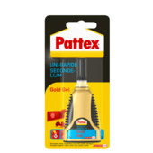 Pattex secondelijm gel gold 3gr