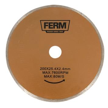 FERM Diamant zaagblad TCA1006 200 mm