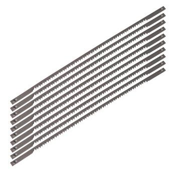 FERM figuurzaagbladenset SSA1002 10 tanden/inch 5 stuks
