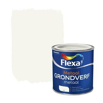 Flexa grondverf metaal wit 250 ml