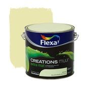 Flexa Creations muurverf summer picnic extra mat 2,5 liter
