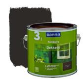 GAMMA tuinbeits dekkend donkerbruin 2,5 liter
