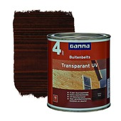 GAMMA buitenbeits transparant UV noten 750 ml