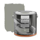 GAMMA Professional grondverf buiten grijs 2,5 liter