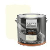 GAMMA Professional buitenlak RAL9010 hoogglans 2,5 liter