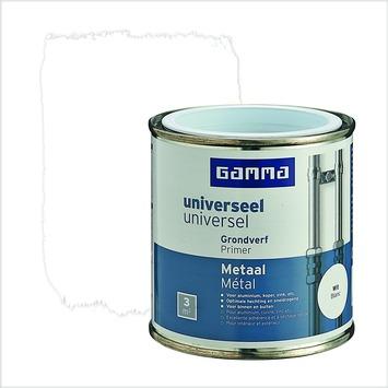 GAMMA grondverf universeel wit 250 ml