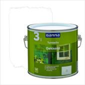 GAMMA tuinbeits dekkend wit 2,5 liter