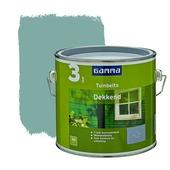 GAMMA tuinbeits dekkend grijs 2,5 liter