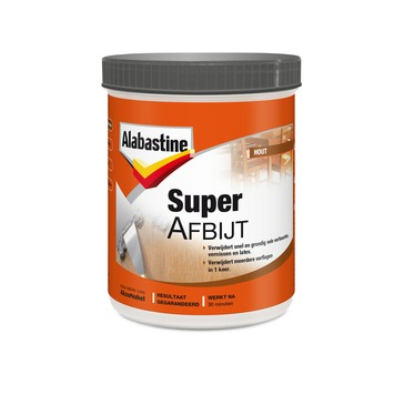 Alabastine voorbehandeling afbijtmiddel super 1 liter