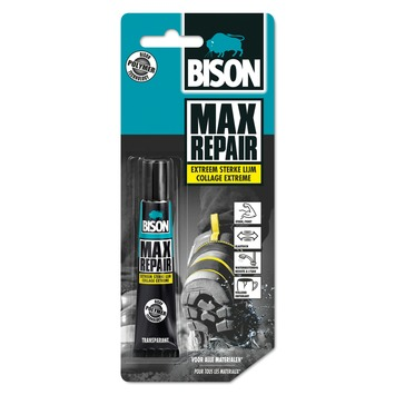 Bison Max Repair alleslijm tube 20 gram
