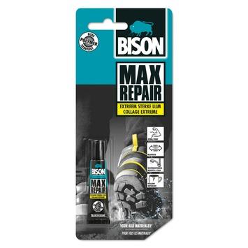 Bison Max Repair alleslijm tube 8 gram