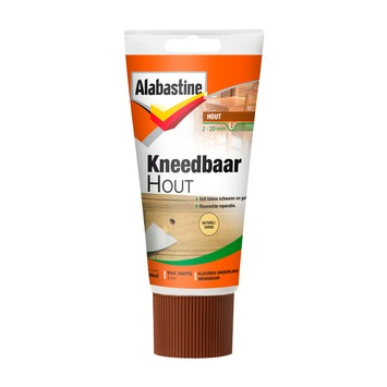 Alabastine kneedbaar hout naturel 200 gram