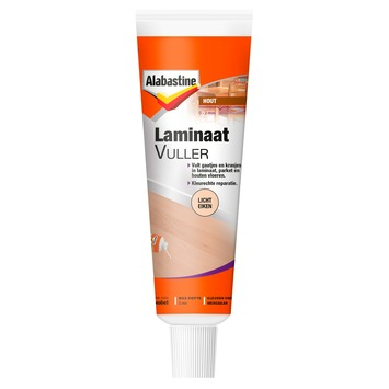 Alabastine laminaatvuller licht eiken 50 ml