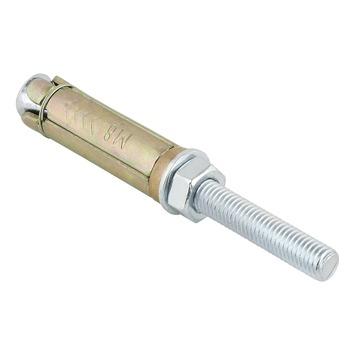 GAMMA keilbout M8 140x50 mm verzinkt 2 stuks