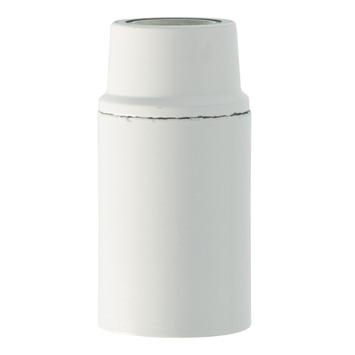 GAMMA lamphouder glad E14 wit