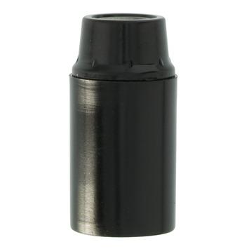 GAMMA lamphouder glad E14 zwart