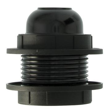 GAMMA lamphouder E27 zwart