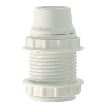 GAMMA lamphouder E14 wit
