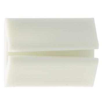 GAMMA zelfklevende kabelclips wit 25 stuks