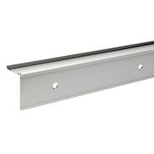 Flexxstairs trapprofiel aluminium deluxe zilver 119 cm 5 stuks
