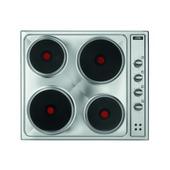 ETNA elektrische kookplaat TEK161 RVS 58 cm