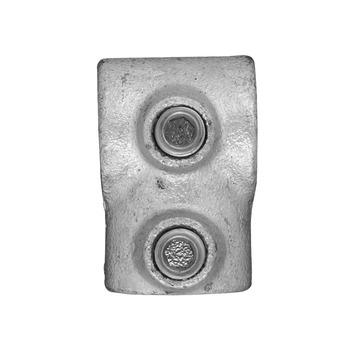 Steigerbuis T-stuk kort ijzer Ø 27 mm