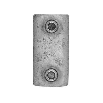 Steigerbuis koppelmof ijzer Ø 27 mm