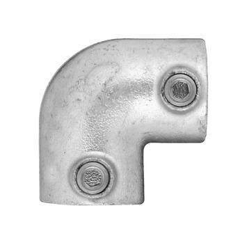 Steigerbuis kniestuk ijzer Ø 42 mm