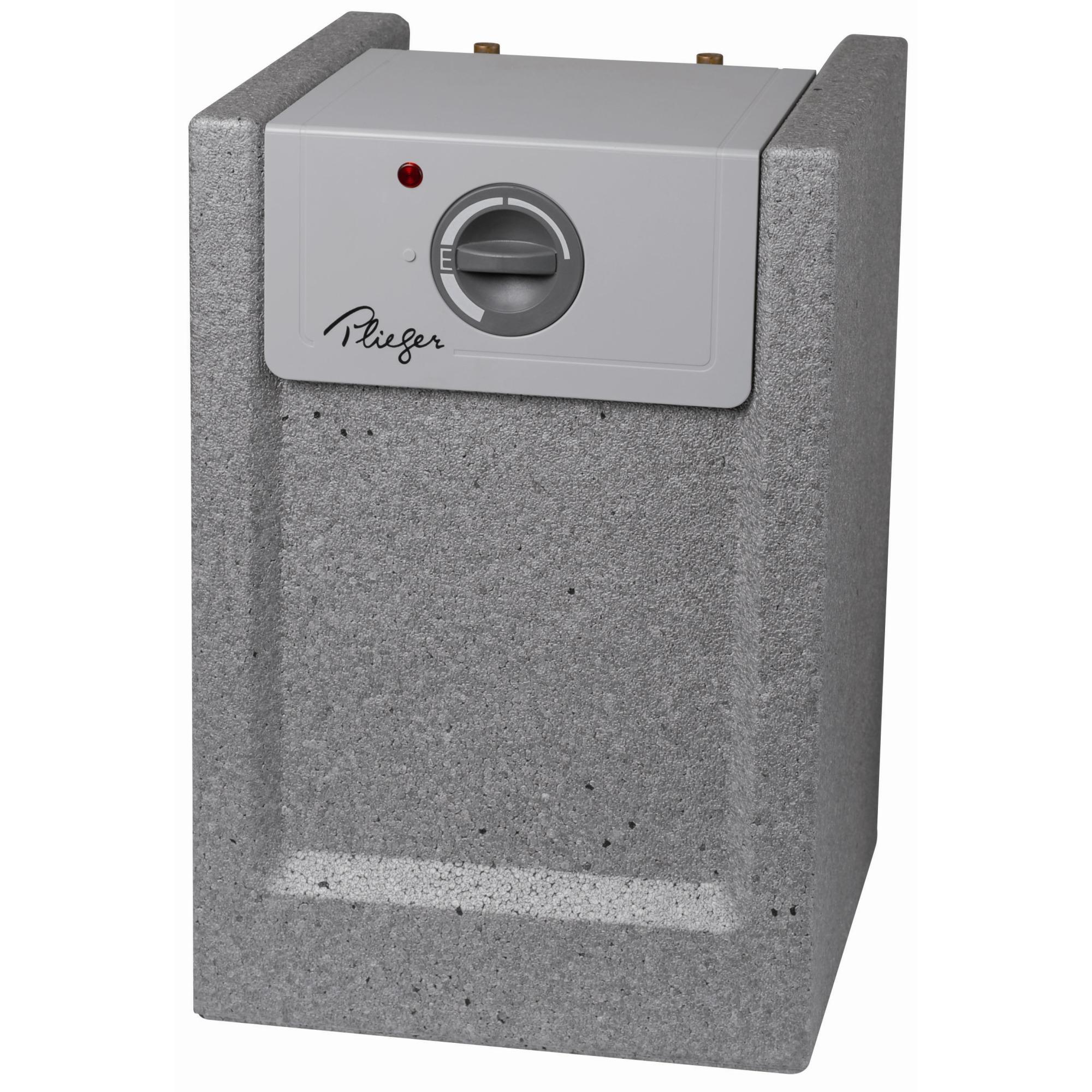Plieger keukenboiler hot-fill met koperen ketel 10L 400W 12mm aansluiting