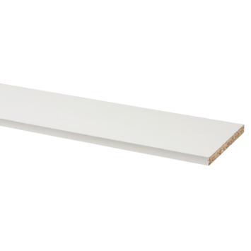 Meubelpaneel wit 305x30 cm 18 mm