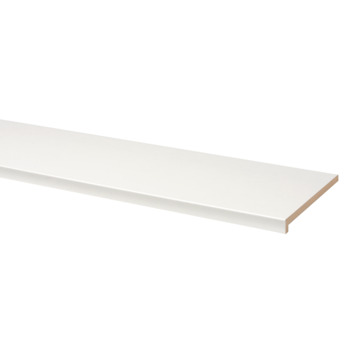Gamma cando vensterbank mdf wit 405x30 cm kopen for Gamma cando vensterbank