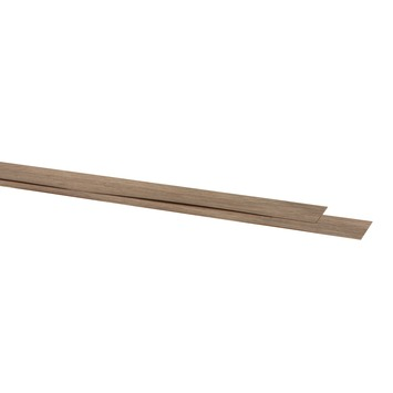 CanDo kantenband vensterbank warm eiken 3,5x45 cm 2 stuks