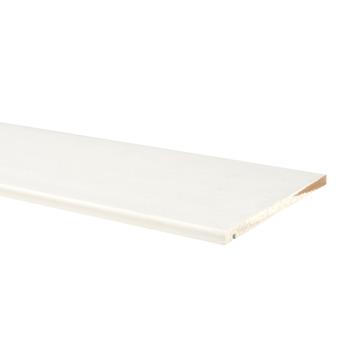 CanDo vensterbank MDF wit gegrond 260x30 cm