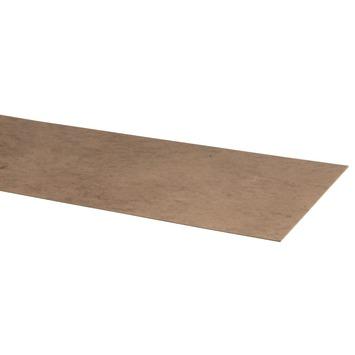 Hardboard plaat naturel 122x244 cm 3,2 mm