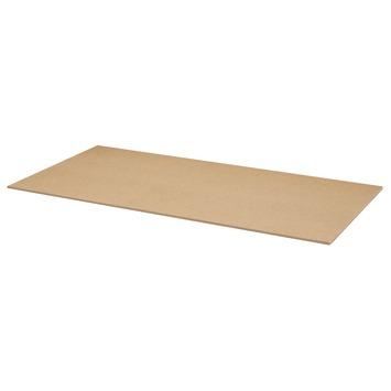 Zachtboard plaat 120x60 cm 8,5 mm