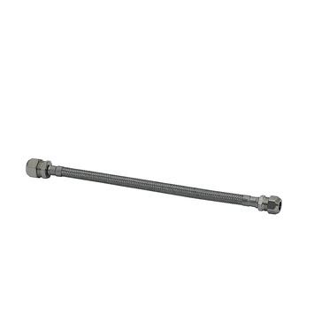 GAMMA flexibele slang (knel x knel) 10x15 mm 30 cm
