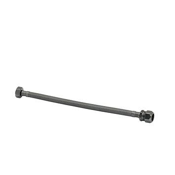 "GAMMA flexibele slang (knel x binnendraad) 15 mm x 1/2"" 30 cm"