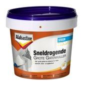 Alabastine grote gatenvuller sneldrogend 2 componenten 2 x 500 gram