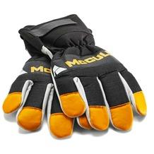 Image of McCulloch handschoen leren handpalm 1 paar